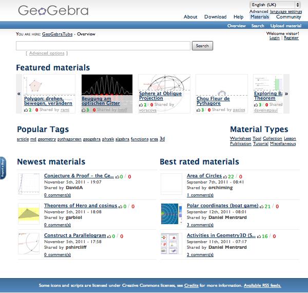 vm java pour geogebra