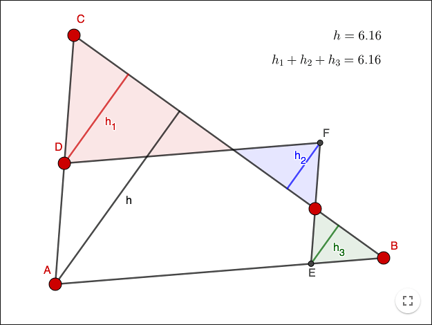 Geometry - Similar Triangles