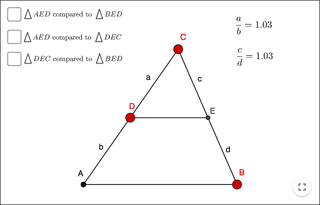 Geometry Similar Triangles – Triangle Proofs Worksheet
