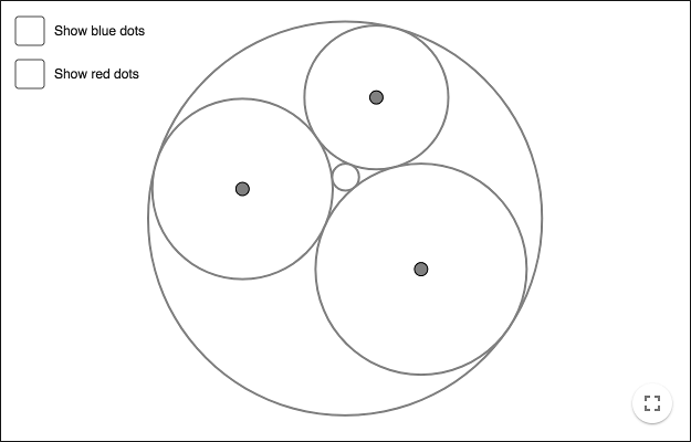 Geometry - Circumscribed and Inscribed Circles
