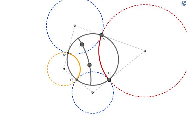 interior circle explain