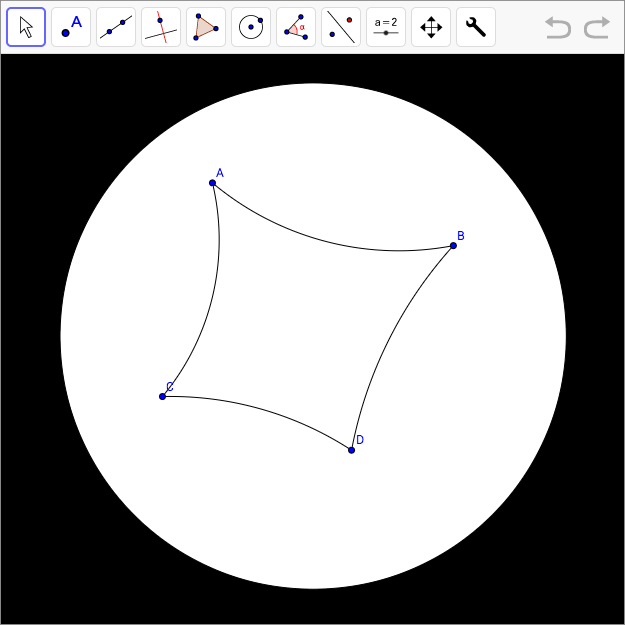 how to get gridlines on geogebra